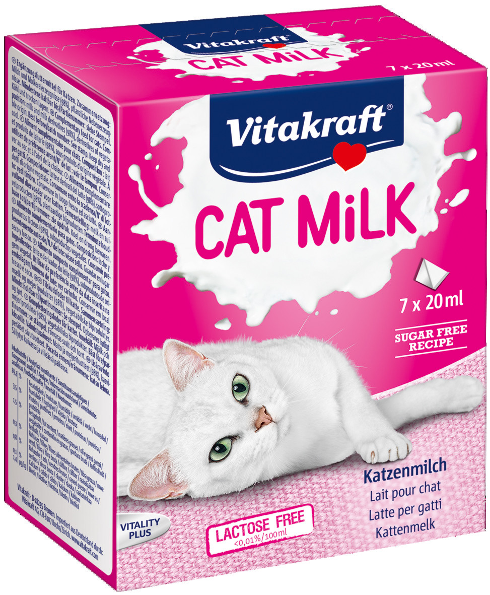 Vitakraft Cat Milk <br>140 ml