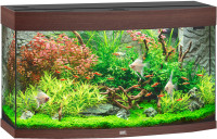 Juwel aquarium Vision 180 LED donkerbruin thumb