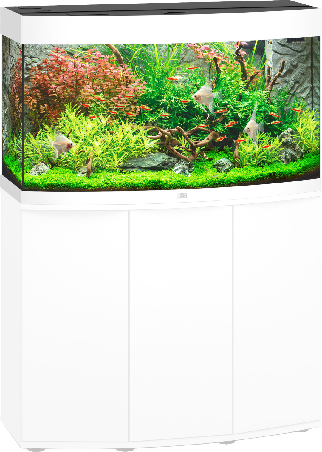Juwel aquarium Vision 180 LED wit