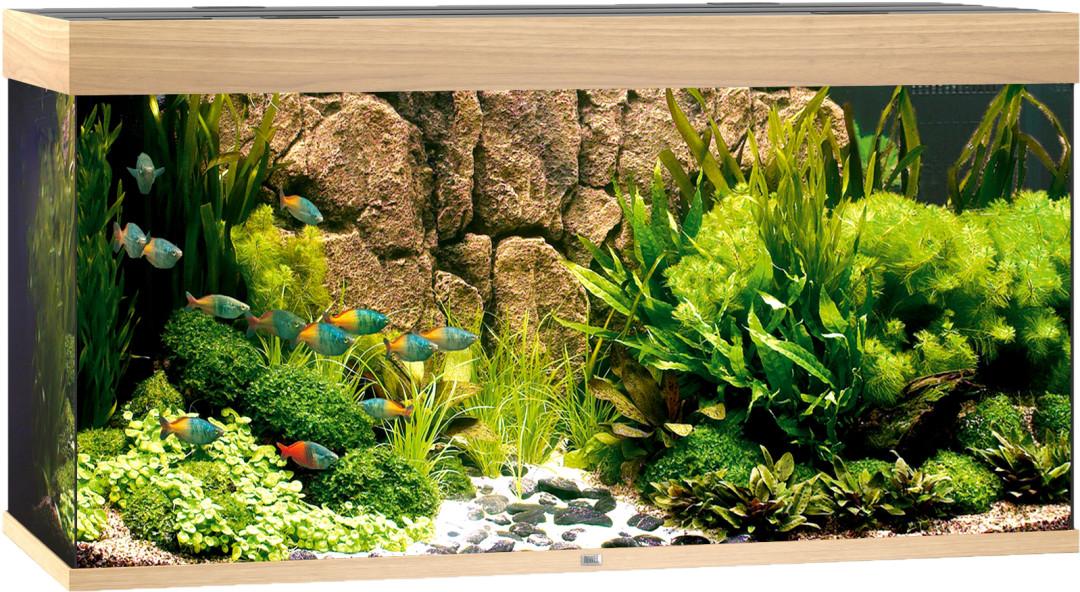 Juwel aquarium Rio 350 LED licht eiken