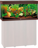 Juwel aquarium Rio 180 LED donkerbruin thumb