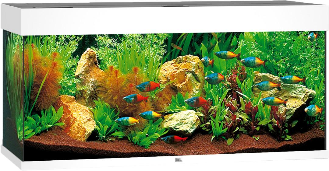 Juwel aquarium Rio 180 LED wit