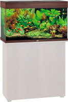 Juwel Rio 125 aquarium LED donkerbruin thumb