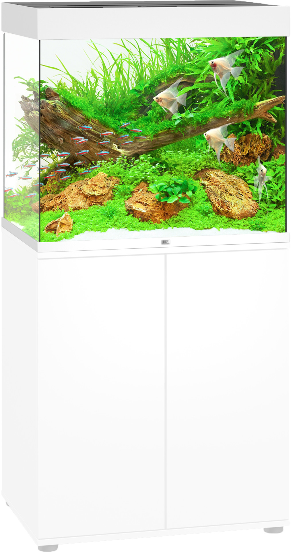 Juwel aquarium Lido 200 LED wit