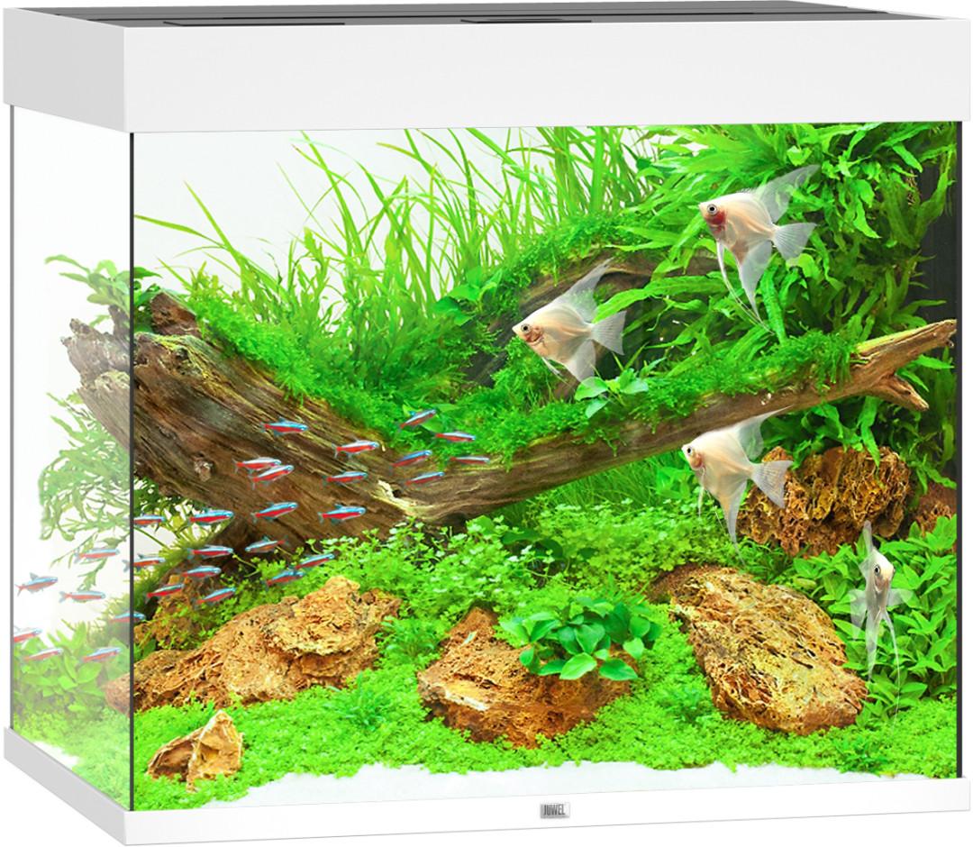 Juwel aquarium Lido 200 wit