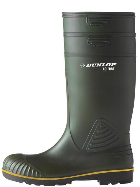 Dunlop - B440631 Acifort knielaars groen