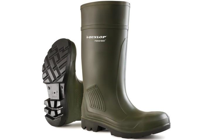 Dunlop - C462933 Purofort knielaars S5 groen