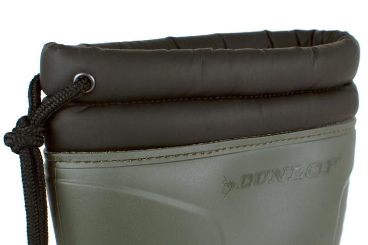 Dunlop - K486061 Blizzard gevoerde laars PVC groen