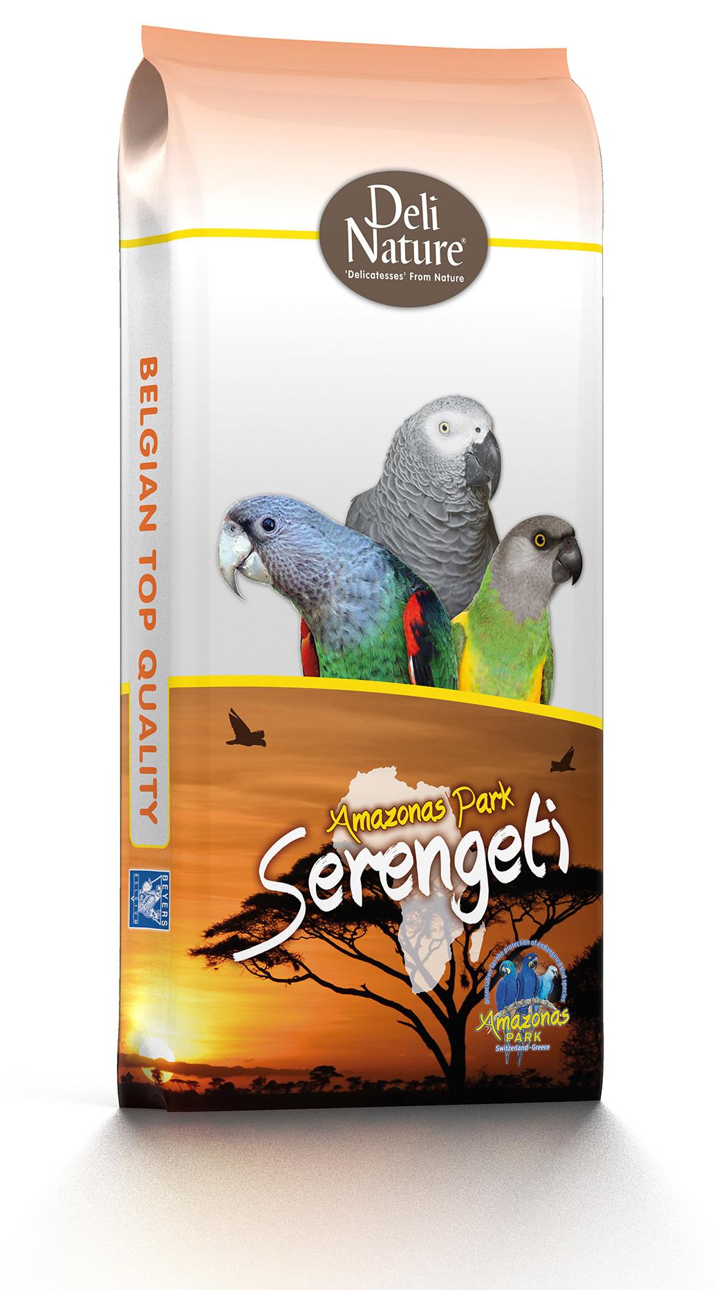 Deli Nature Amazonas Park Serengeti nr. 20 - 15 kg