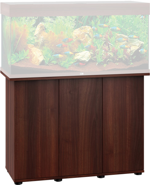Juwel Rio 180 meubel dark wood