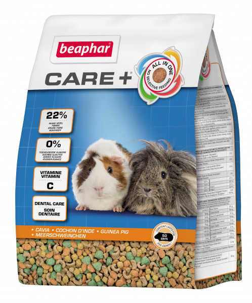 Beaphar Care+ cavia <br>1,5 kg