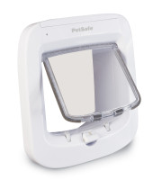 Petsafe Microchip kattenluik Cat Flap wit thumb