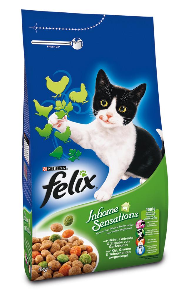 Felix kattenvoer Inhome Sensations  4 kg
