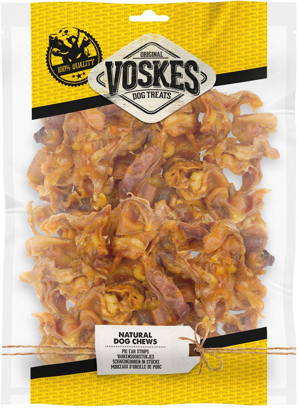 Voskes Varkensoorstukjes <br>700 gr