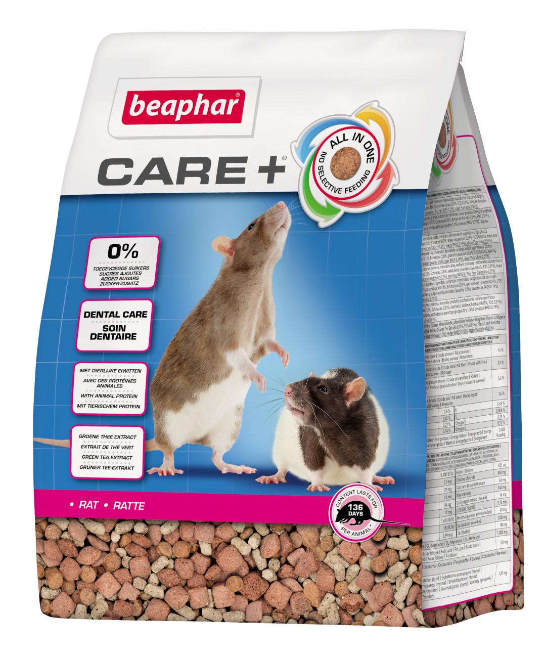 Beaphar Care+ rat <br>1,5 kg