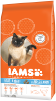 IAMS kattenvoer Adult Fish & Chicken 15 kg thumb