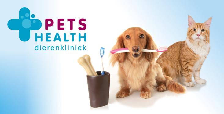 Gratis gebitscontrole voor hond en kat
