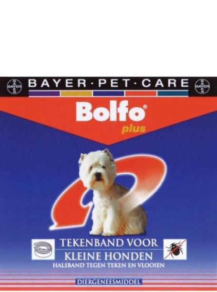 Bolfo Plus tekenband kleine hond