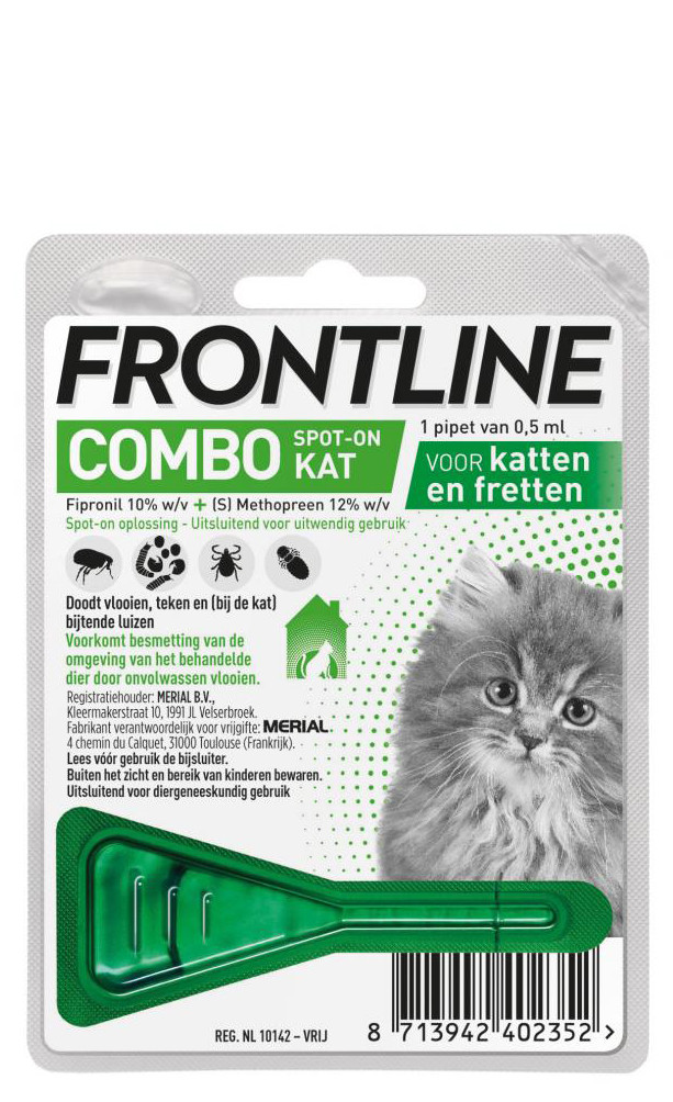 Frontline Kitten Pack