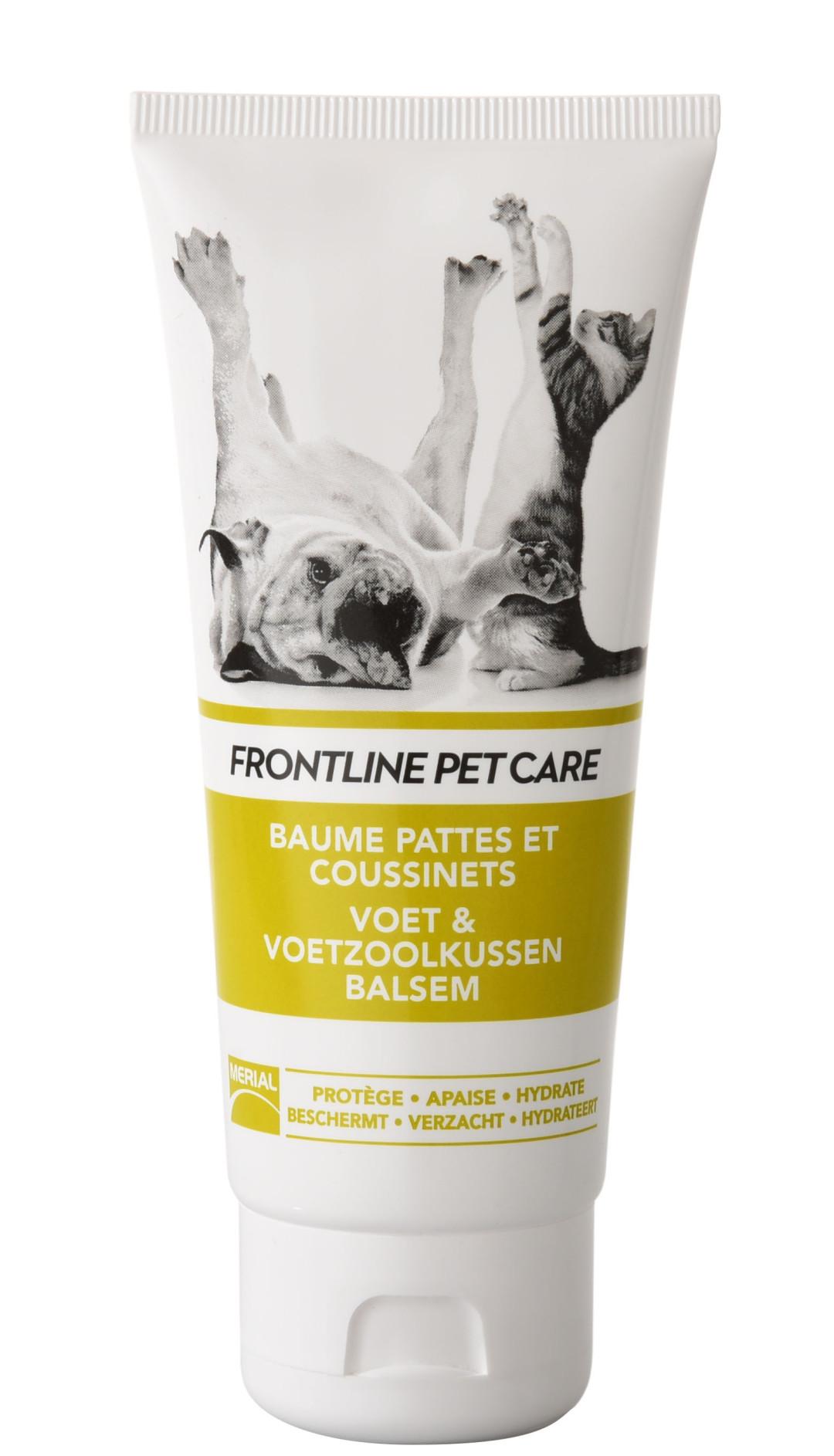 Frontline Pet Care voet & voetzoolkussen-balsem 100 ml