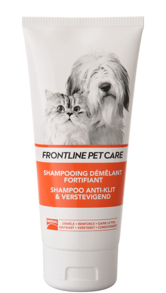 Frontline Pet Care shampoo Anti-Klit & Verstevigend 200 ml