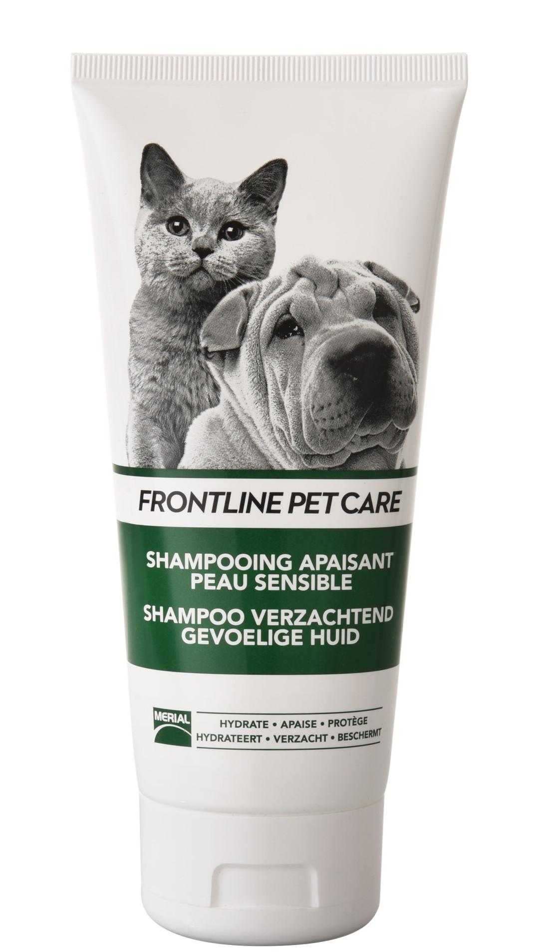 Frontline Pet Care shampoo Verzachtend Gevoelige huid 200 ml