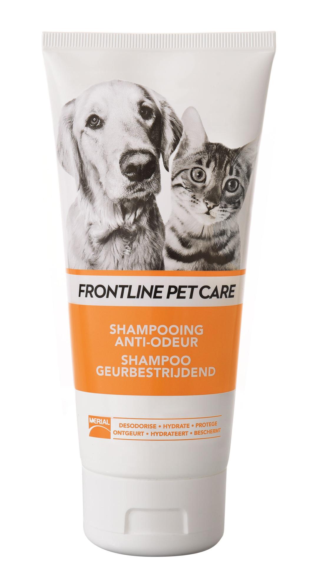 Frontline Pet Care shampoo Geurbestrijdend 200 ml