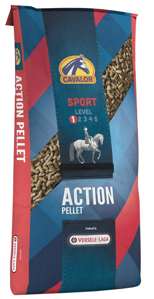 Cavalor Sport Action Pellet 20 kg
