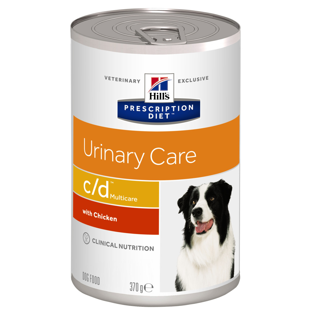 Hill's Prescription Diet hondenvoer c/d Multicare 370 gr