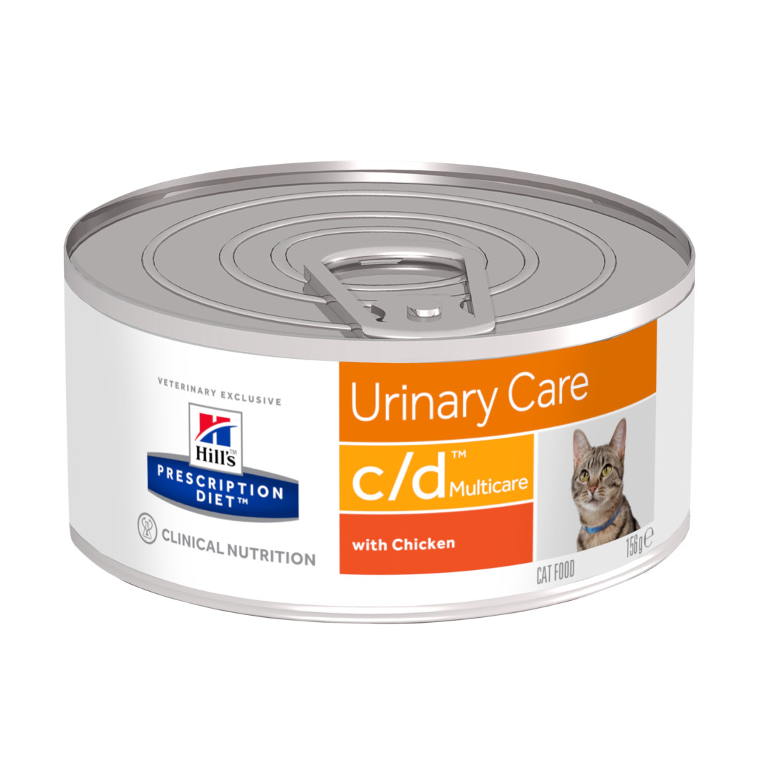 Hill's Prescription Diet c/d Multicare kip 156 gr