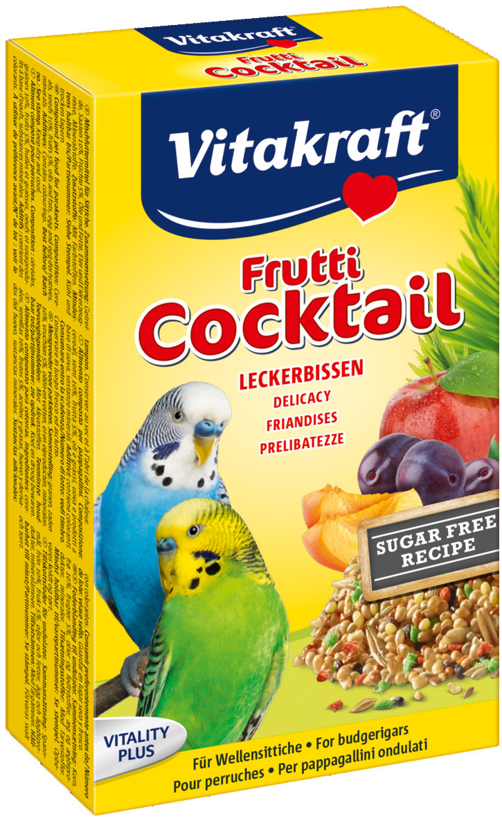 Vitakraft Frutti Cocktail parkiet 200 gr