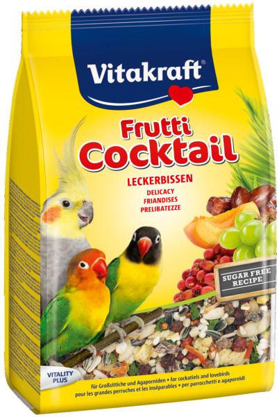 Vitakraft Frutti Cocktail valkparkiet en agapornide 250 gr