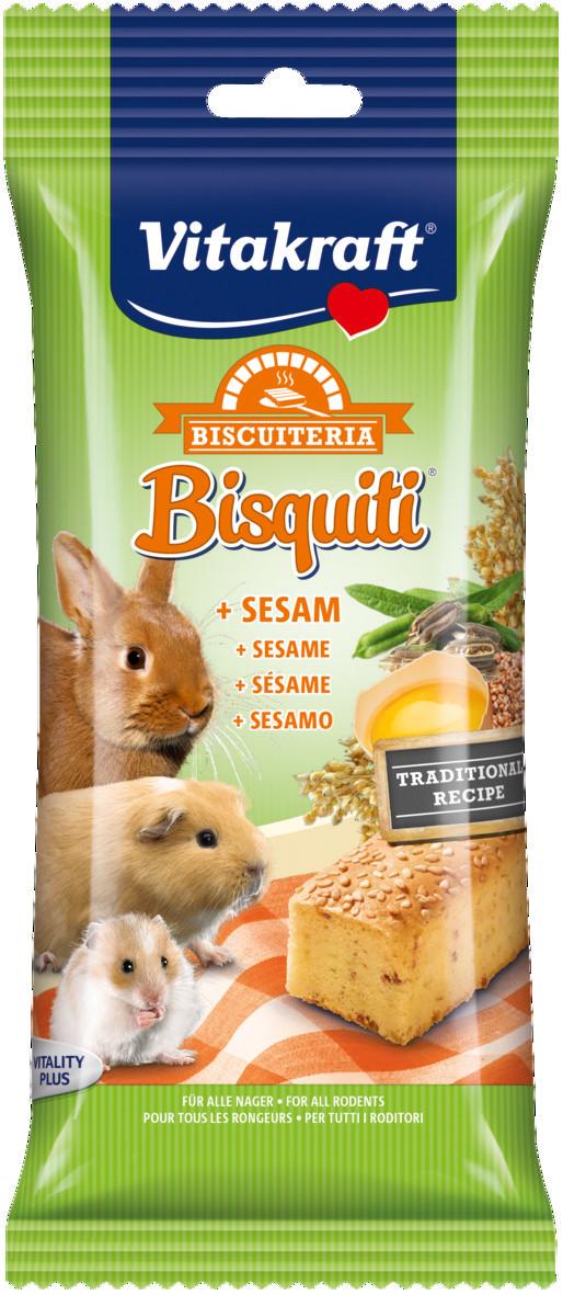 Vitakraft Bisquiti met sesam 4 st