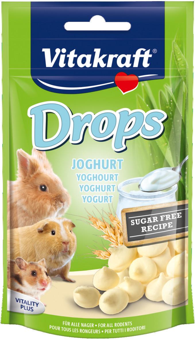Vitakraft Drops yoghurt 75 gr