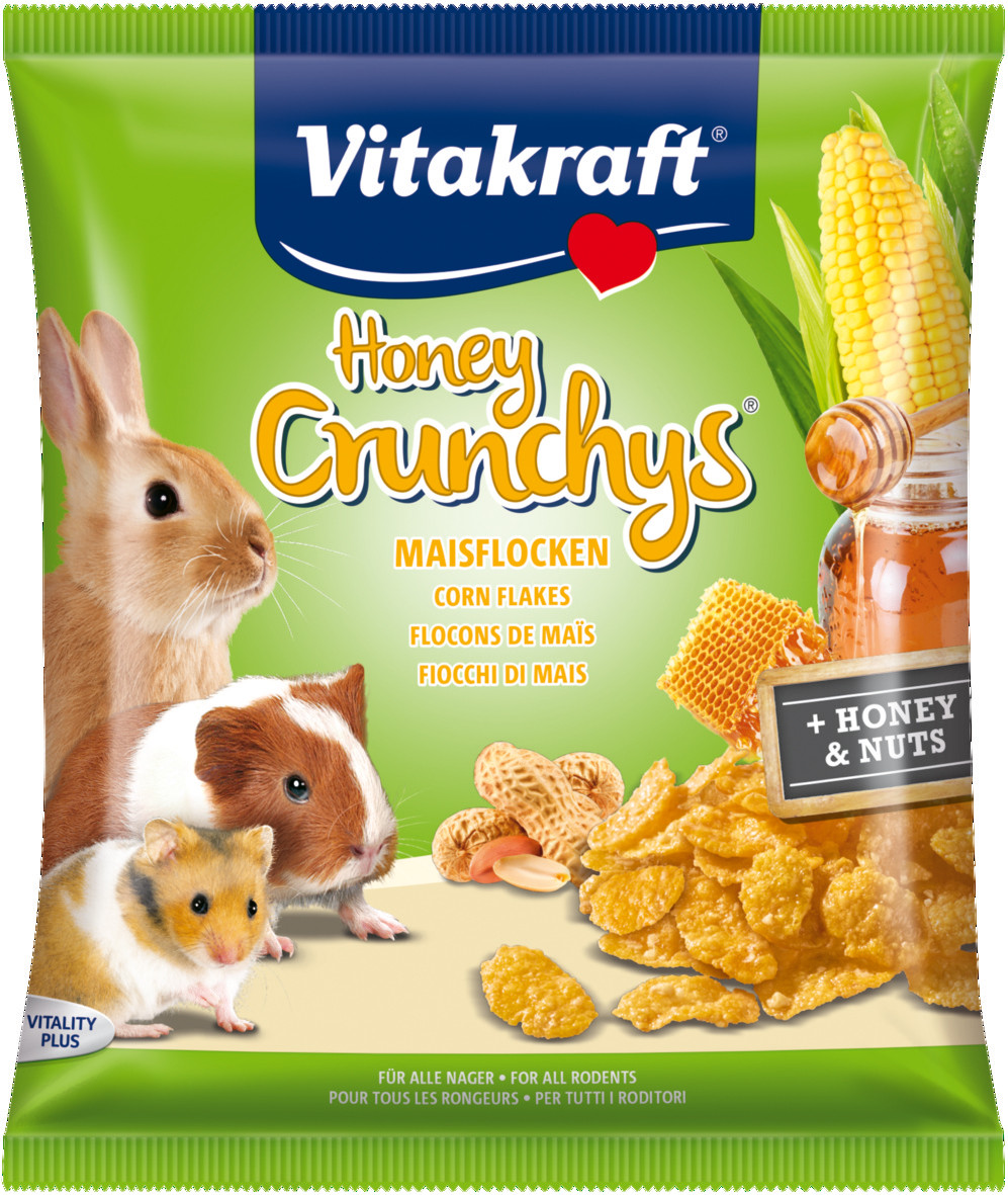 Vitakraft Honey Crunchys 80 gr