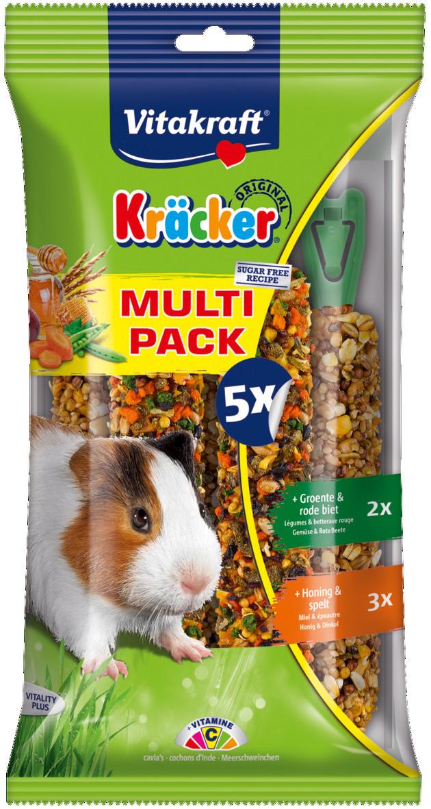 Vitakraft Kräcker Original Multipack cavia 5 st