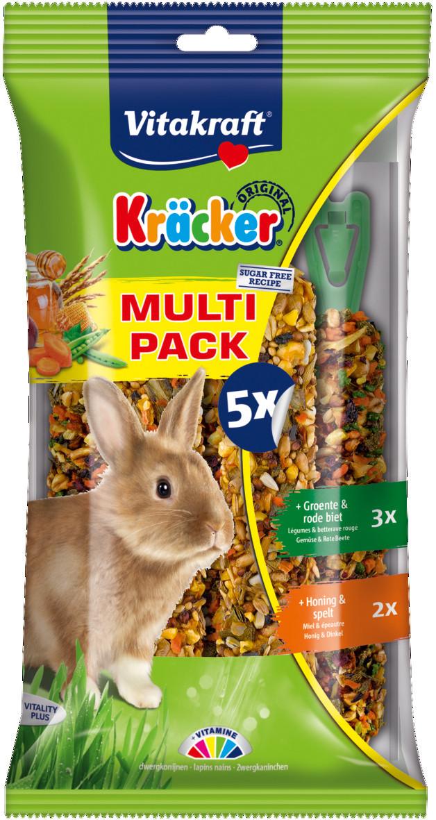Vitakraft Kräcker Original Multipack konijn 5 st