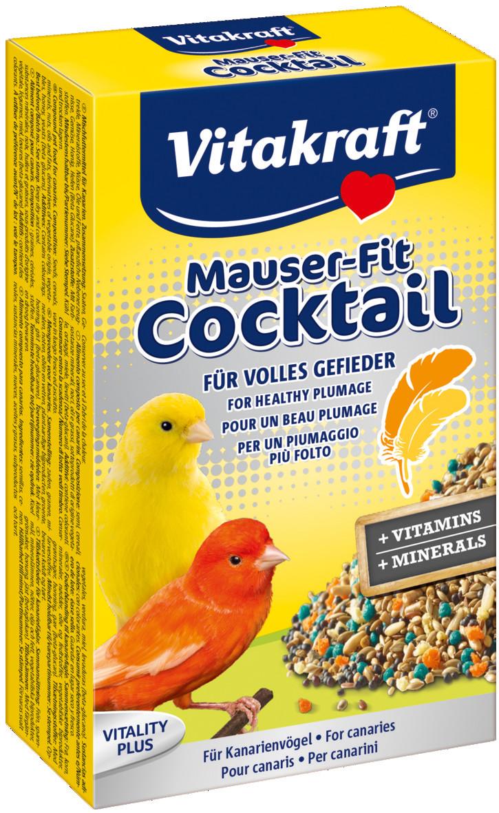 Vitakraft Mauser-Fit Cocktail kanarie 200 gr