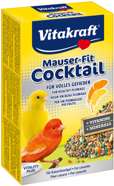 Vitakraft Mauser-Fit Cocktail kanarie 200 gr