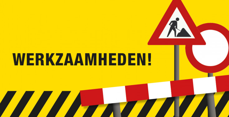 Wegwerkzaamheden Oudenbosch