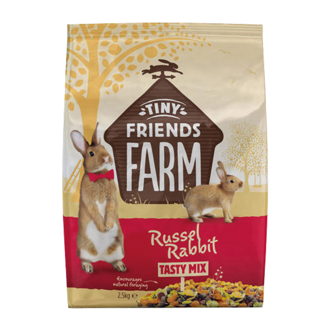 Russel Rabbit Tasty Mix 2,5 kg