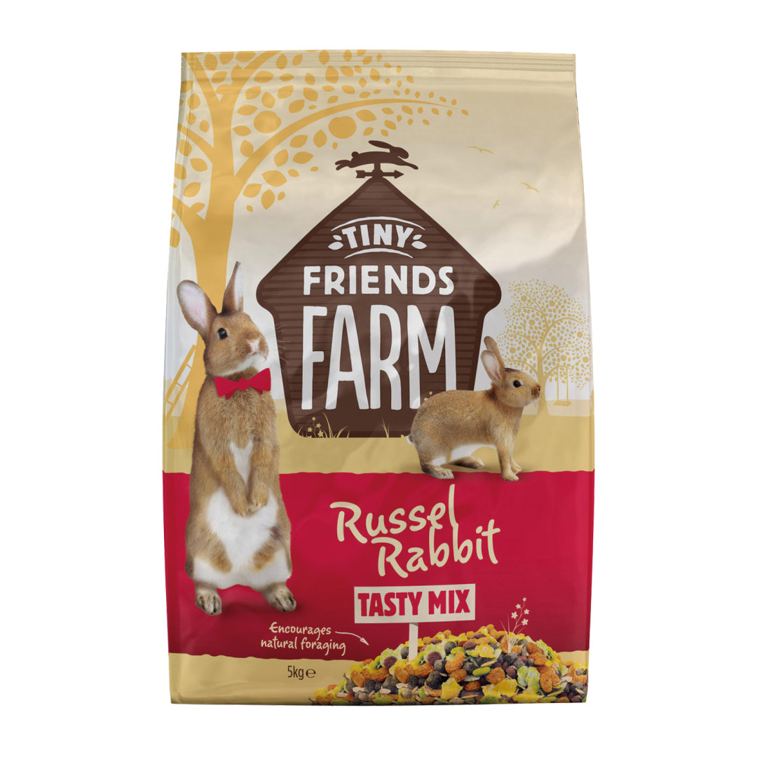 Russel Rabbit Tasty Mix 5 kg