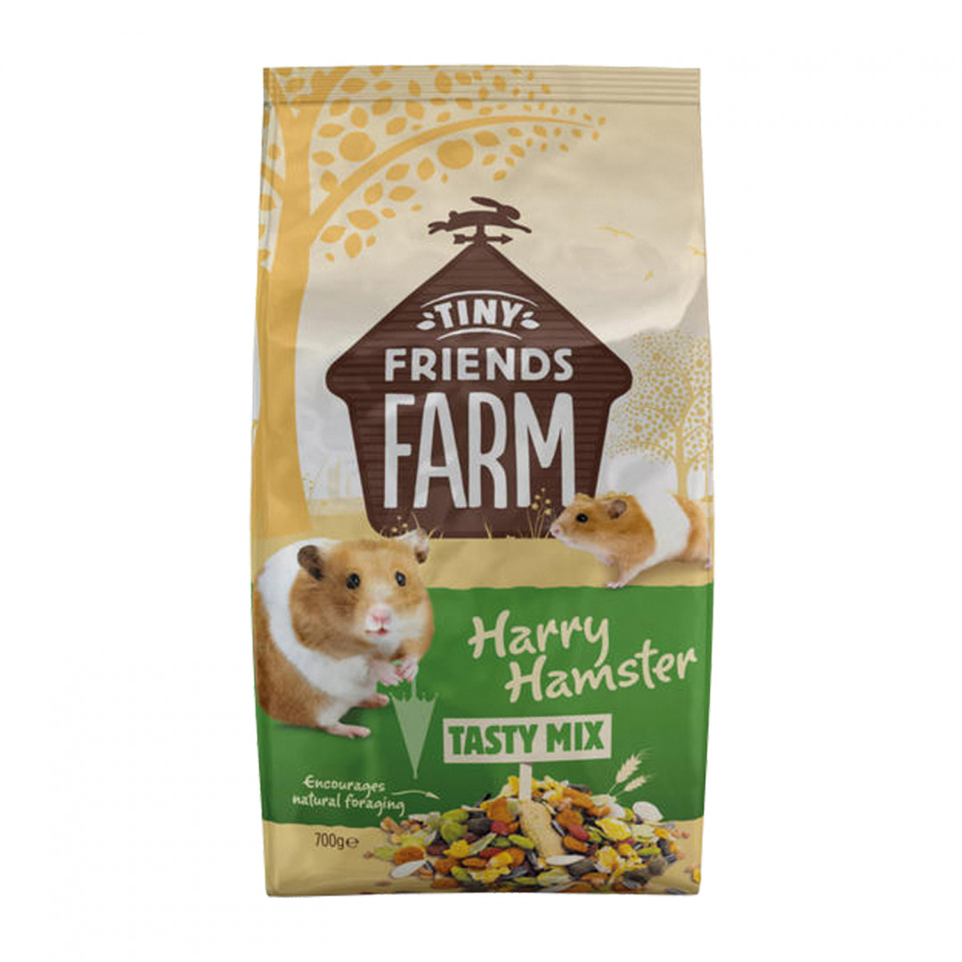 Harry Hamster Tasty mix 700 gram