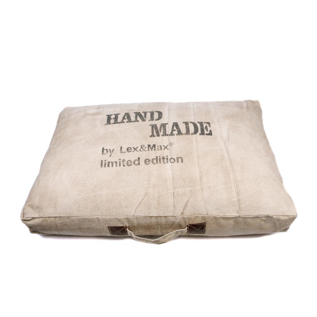 Lex & Max boxbed Handmade sand