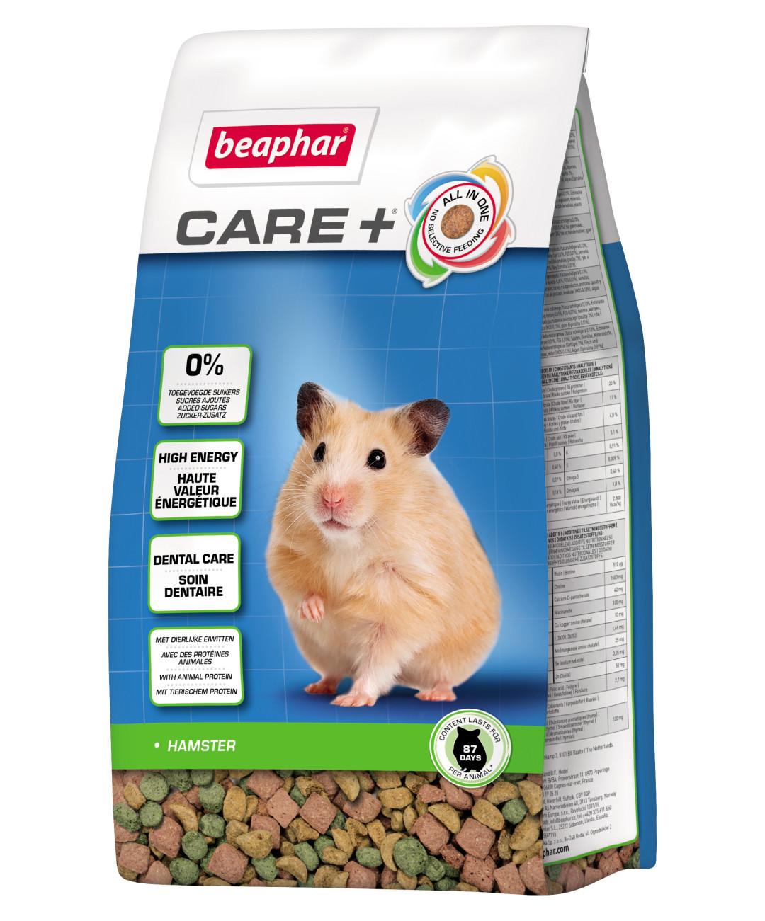 Beaphar Care+ hamster 700 gr