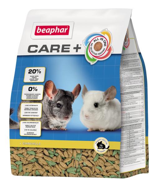 Beaphar Care+ chinchilla 1,5 kg