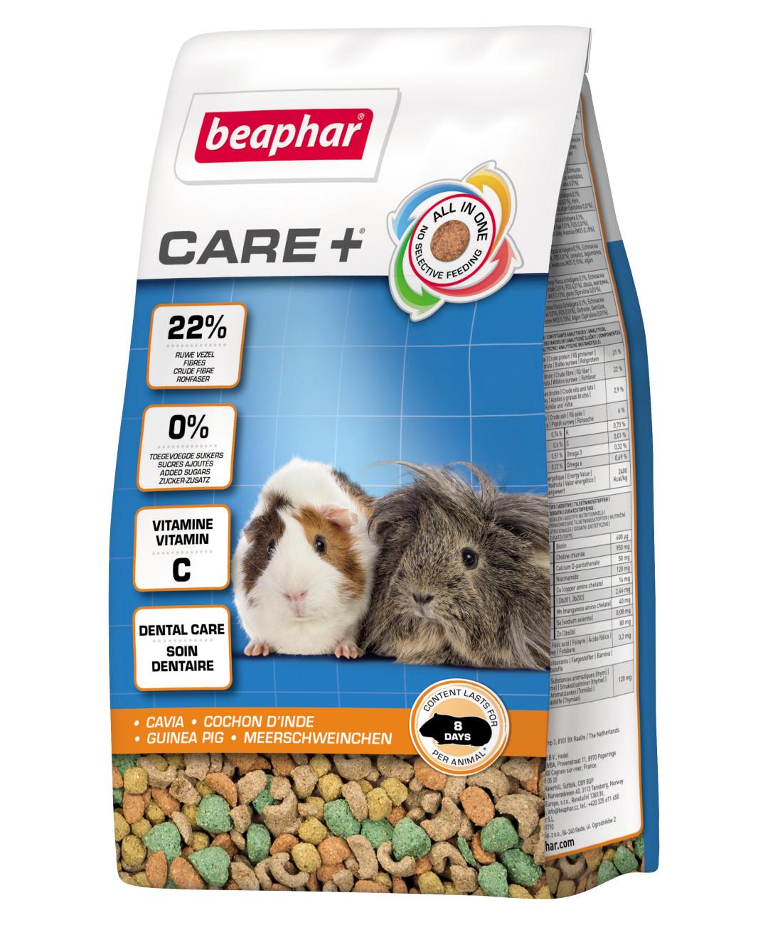 Beaphar Care+ cavia 250 gr
