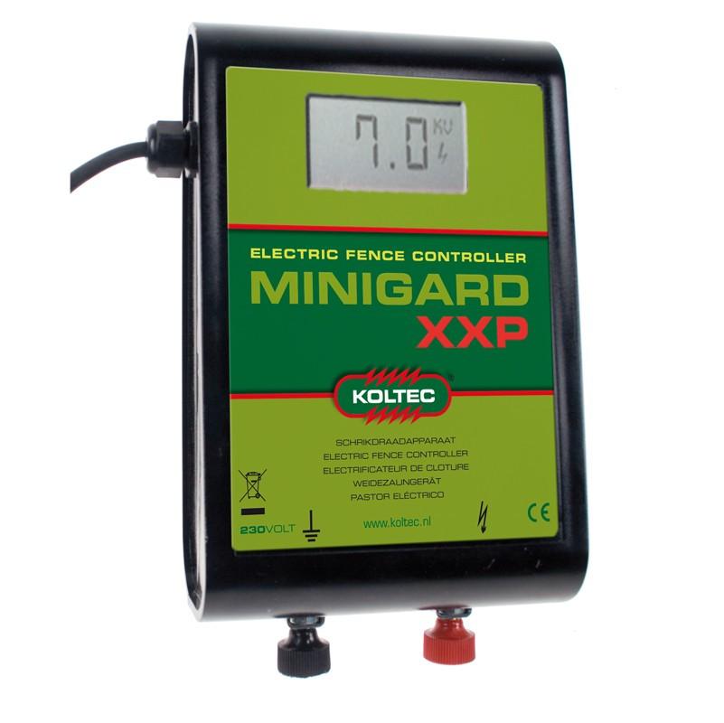 KOLTEC lichtnetapparaat Minigard XXP vijverpakket