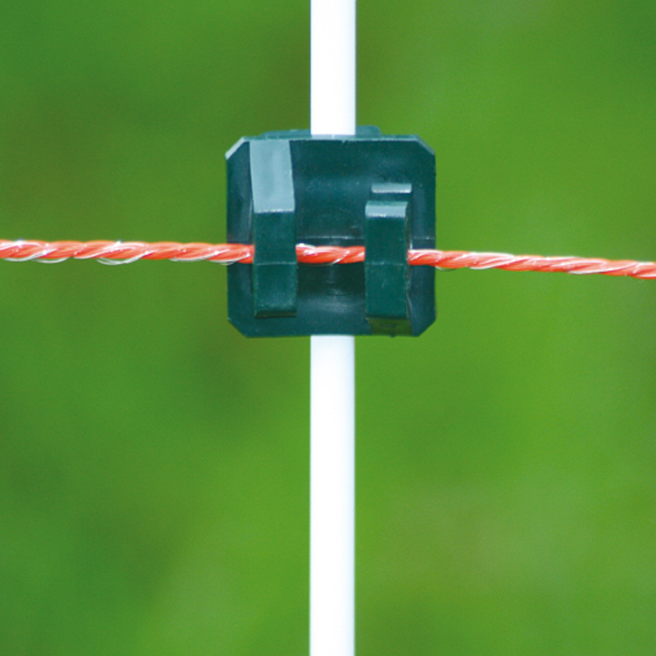 KOLTEC klikisolatoren voor ø 7 mm 25 st