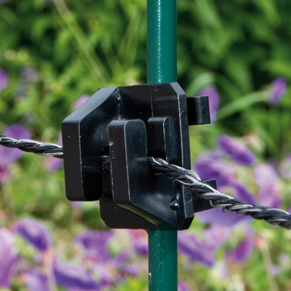 KOLTEC klikisolatoren voor  ø 6 mm 25 st